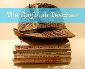 Imparting Grace: Preparing for back to school with an English Teacher