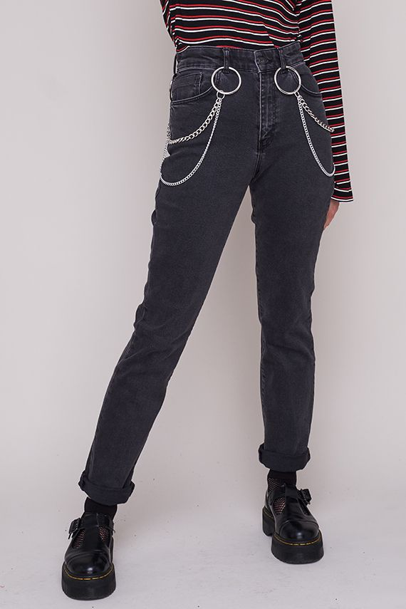 e1fa896a26 BOLT JEAN - CHARCOAL - The Ragged Priest   I LUV in 2019   Jeans ...