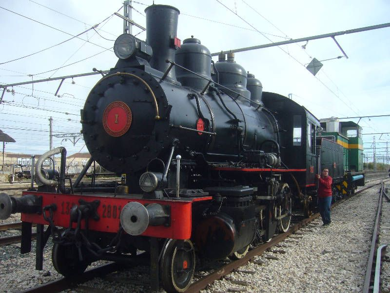 vapor locomotora valladolid - Buscar con Google | 기관차 | Pinterest ...