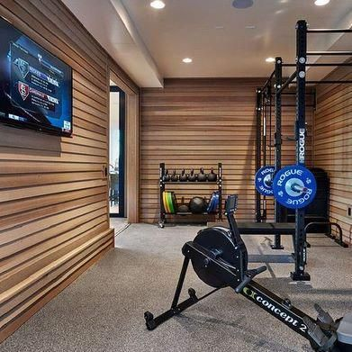 basement gym with images  home gym flooring