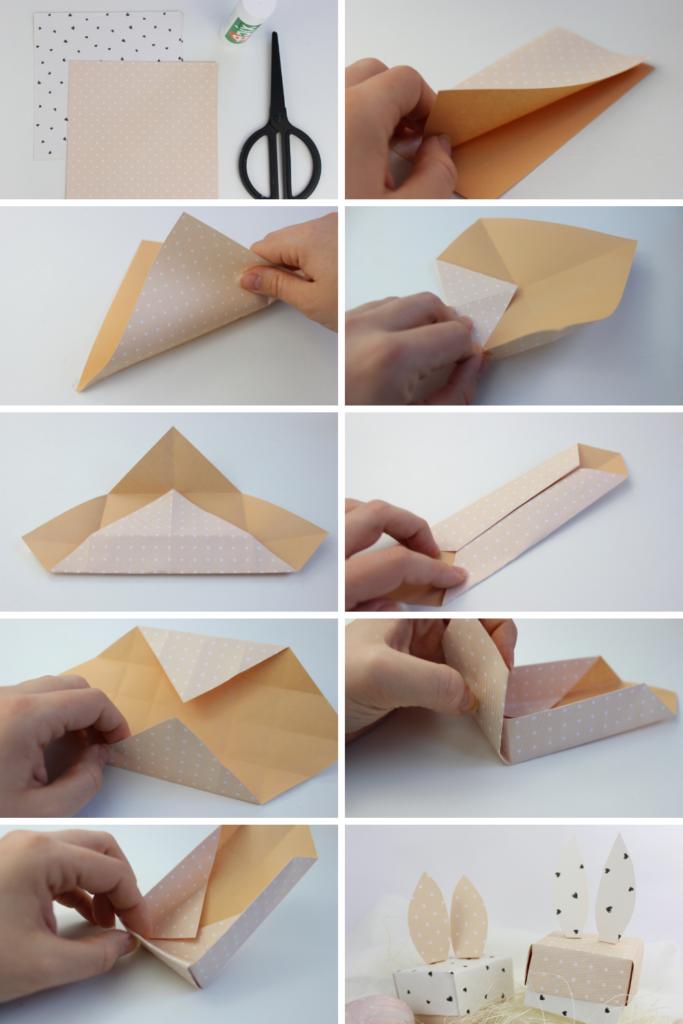 45++ Falten basteln aus papier 2021 ideen
