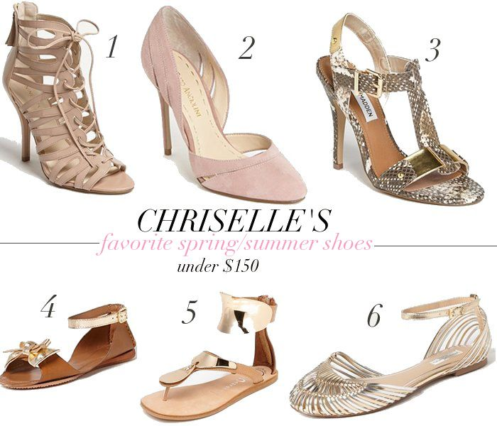 I love My} Spring & Summer shoes - The Chriselle Factor