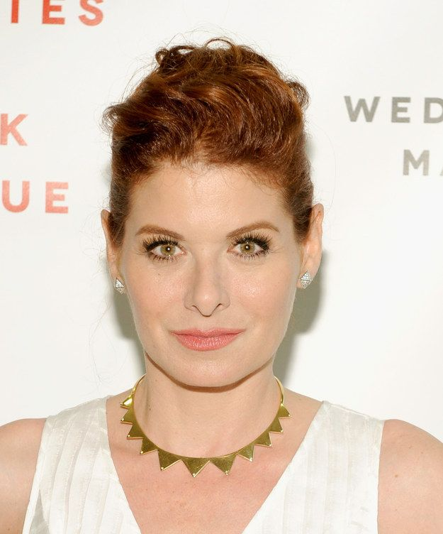 A Guy Sent Debra Messing A Dick Pic So She Shared It With Her 257000 Twitter Followers