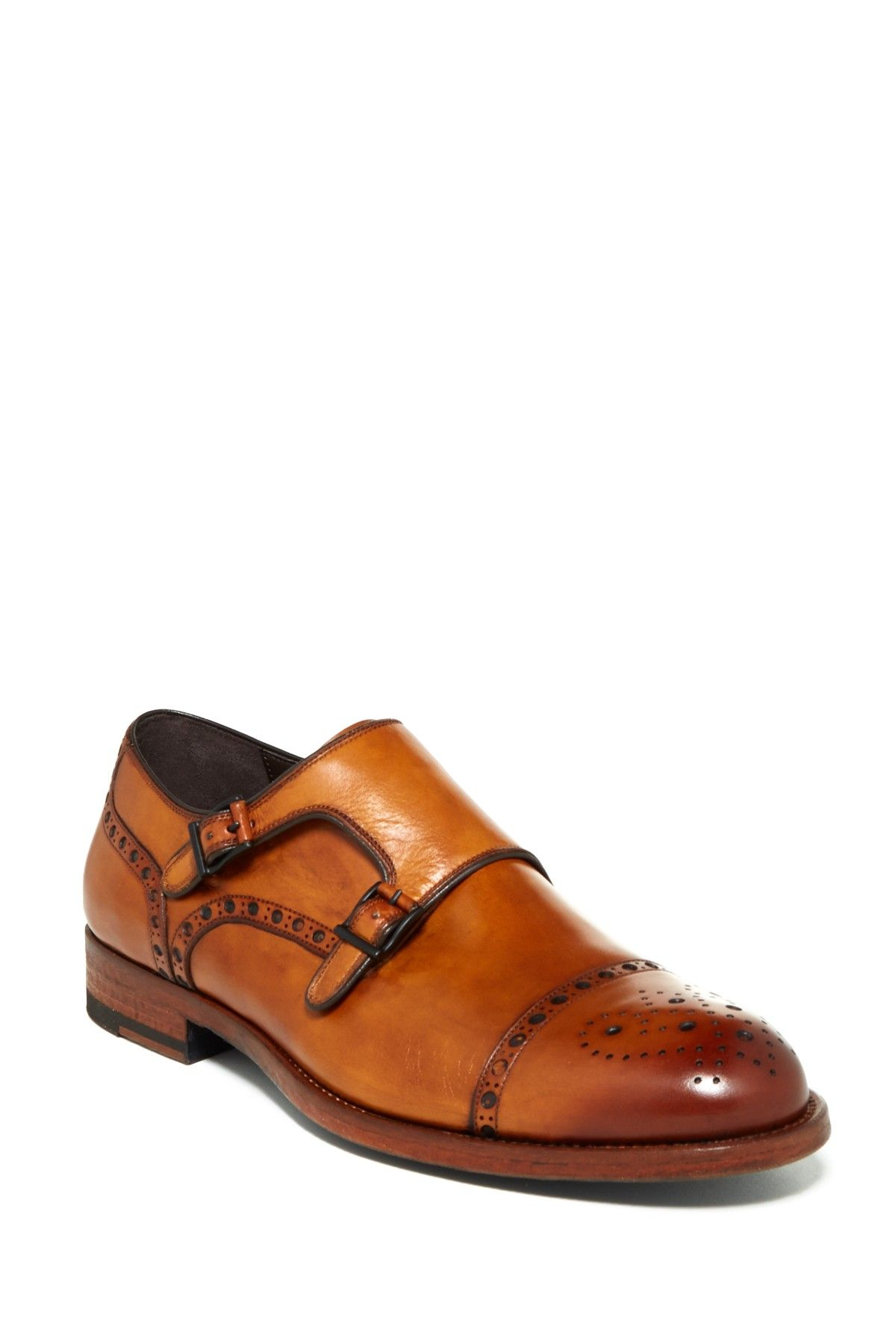 2f1c9e40ff0 Tauro Brogue Double Monk Strap Shoe by Magnanni on  nordstrom rack ...