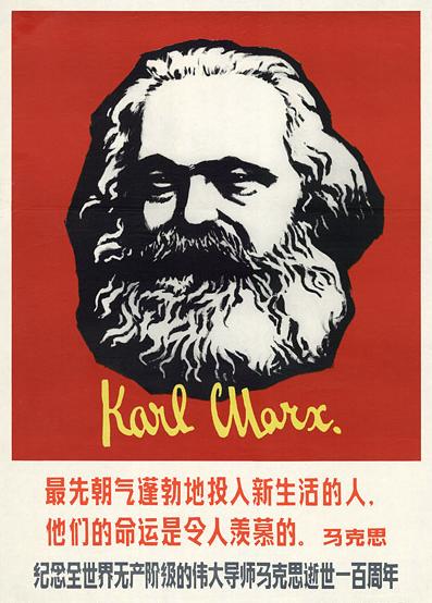 karl marx proletariat