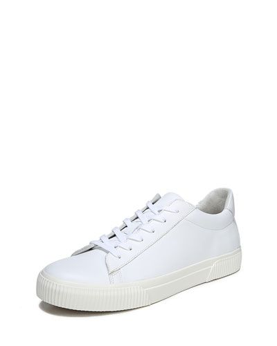 5016c7019750e VINCE KURTIS 2 LEATHER PLATFORM SNEAKER.  vince  shoes