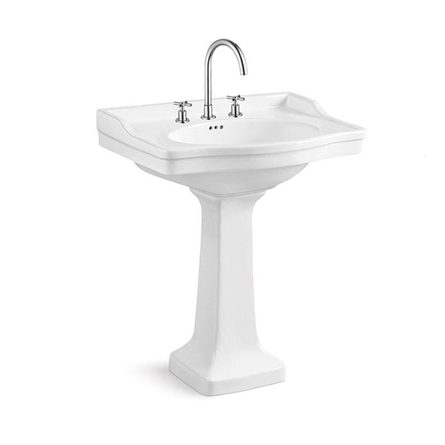 32 Inch Pedestal Sink Pedestal Sink Sink Bathroom Pedestal Sink