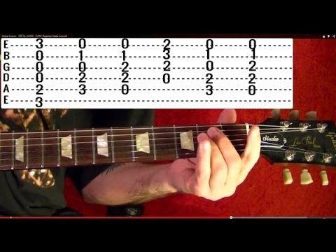 2 Chords 15 Easy Songs Guitar Lesson Youtube Musik Pinterest