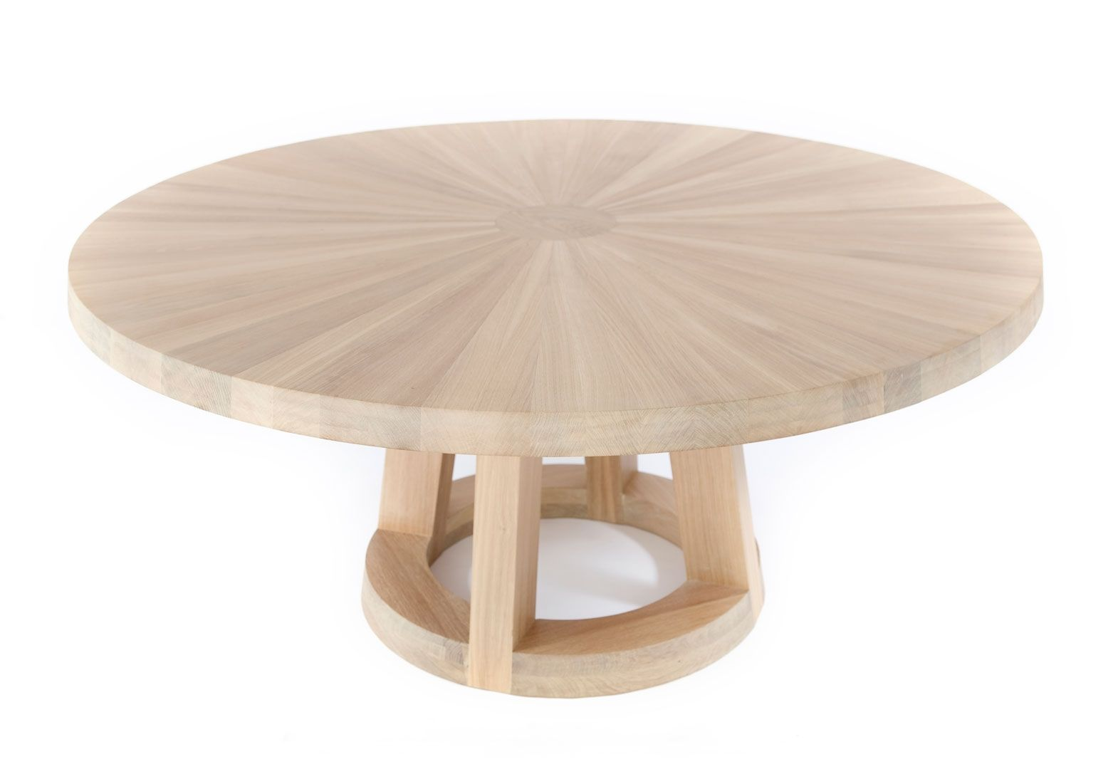 Grote Ronde Design Tafels.Solid Ronde Design Tafel L Remy Meijers L Odesi Your Dutch Design