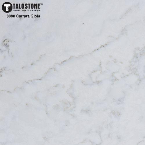 Carrara Marble Kitchen Benchtops: 8080 Carrara Gioia — Quartz Surfaces