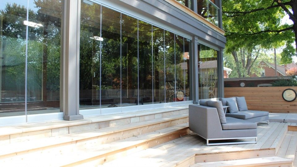 Pin By Lumon On Lumon Glass Curtain Glass Wall House Exterior