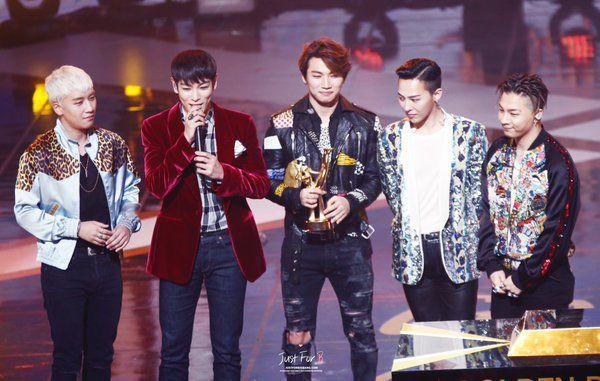 #BigBang #GDA #Daesung #TOP #Gdragon #Taeyang #Seungri