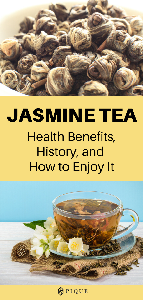 Photo of Jasmine Tea: What Does it Taste Like & Why Drink it? | PIQUE