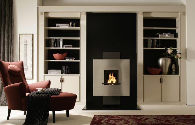bioethanol kamin der kamin ohne schornstein kamine fen pinterest schornstein. Black Bedroom Furniture Sets. Home Design Ideas