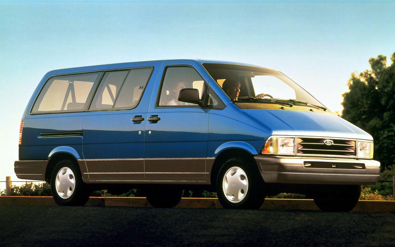 1996 Ford Aerostar Xlt