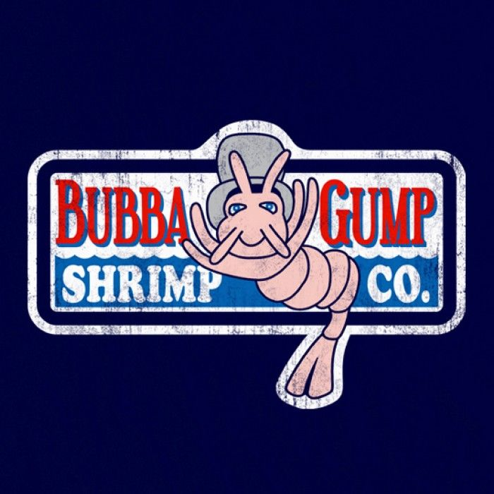 Bubba Gump Shrimp Logo From Movie bubbagump related keywords ...