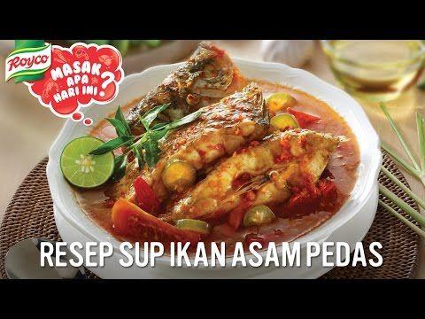Youtube Sup Ikan Resep Ikan Resep Sup