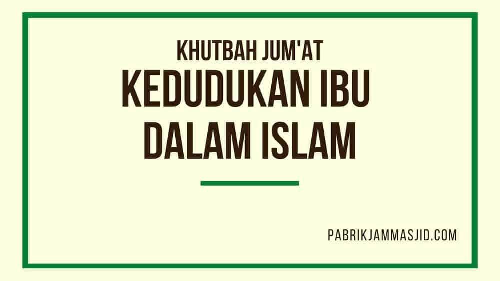 10+ Khutbah jum at bulan ramadhan yang menyentuh hati information