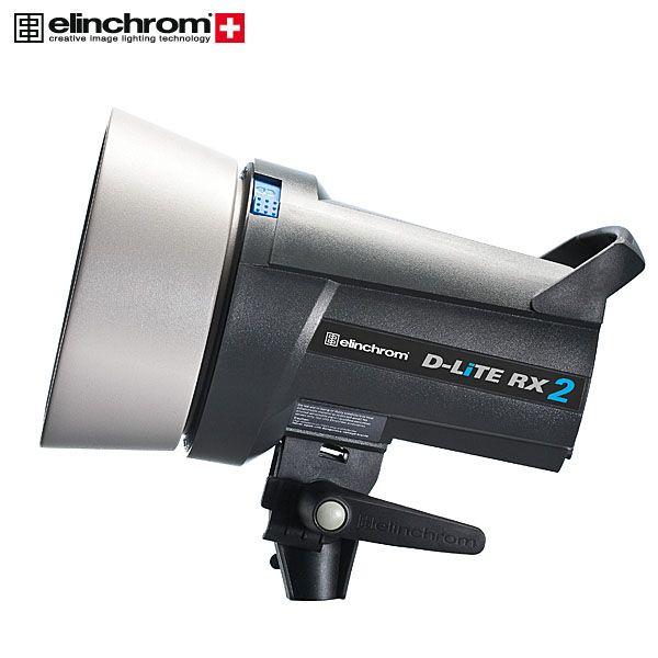 Elinchrom D-Lite RX är den perfekta studioblixten för entusiaster och är en instegsmodell till Elinchrom familjen[!ubr!] som erbjuder ett av marknadens bredaste sortiment av blixtar och tillbehör