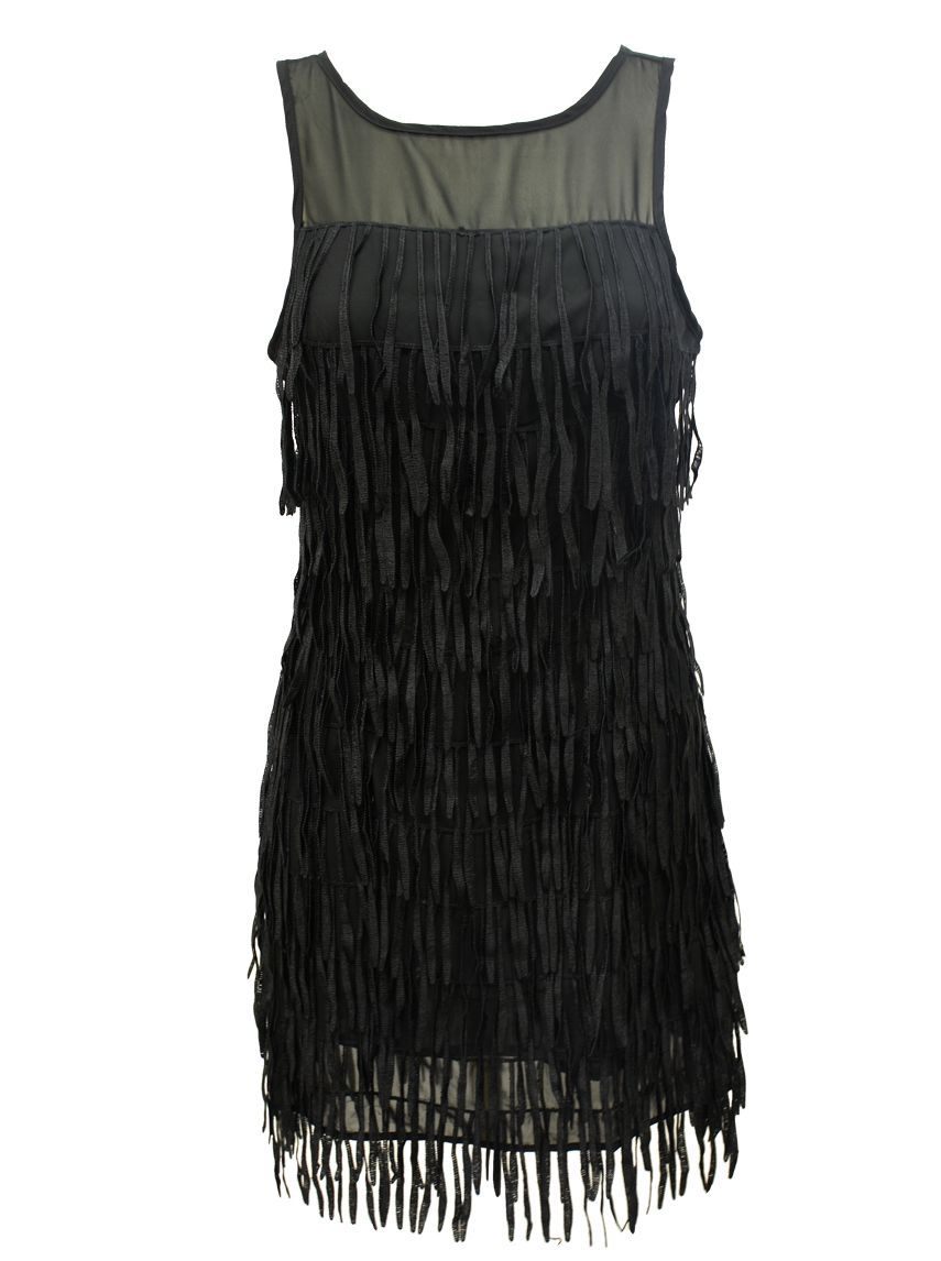DIY: How to Make a Flapper Dress From an Existing Dress ...