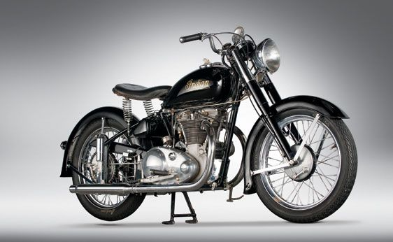 1949 Indian Motorcycle Indian Motorcycle Scout Indian Scout Indian Motorcycle