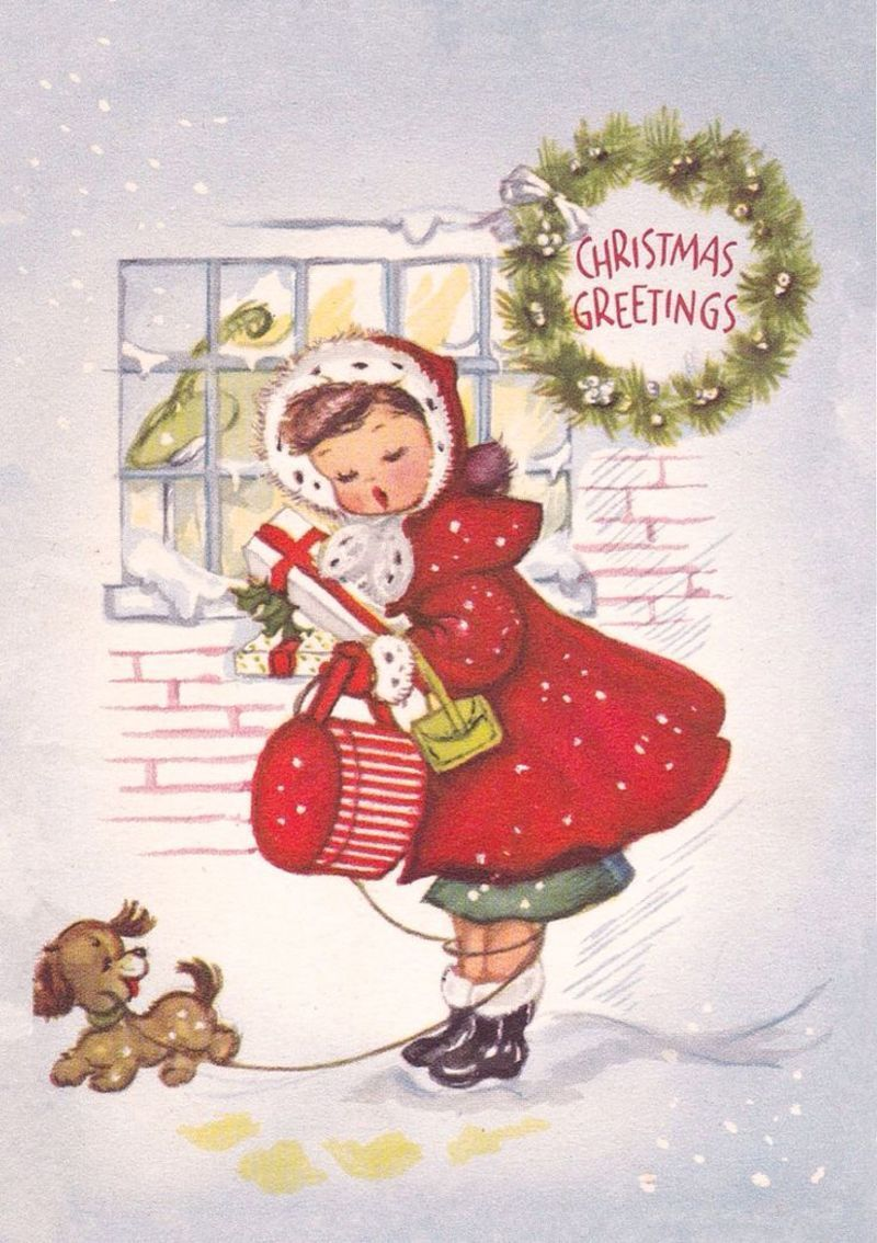 Pin by Monica Meijer on Kerst -Vintage | Pinterest | Vintage ...