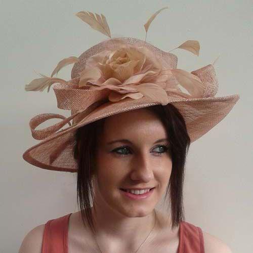 hats for garden weddings  46e52d52169
