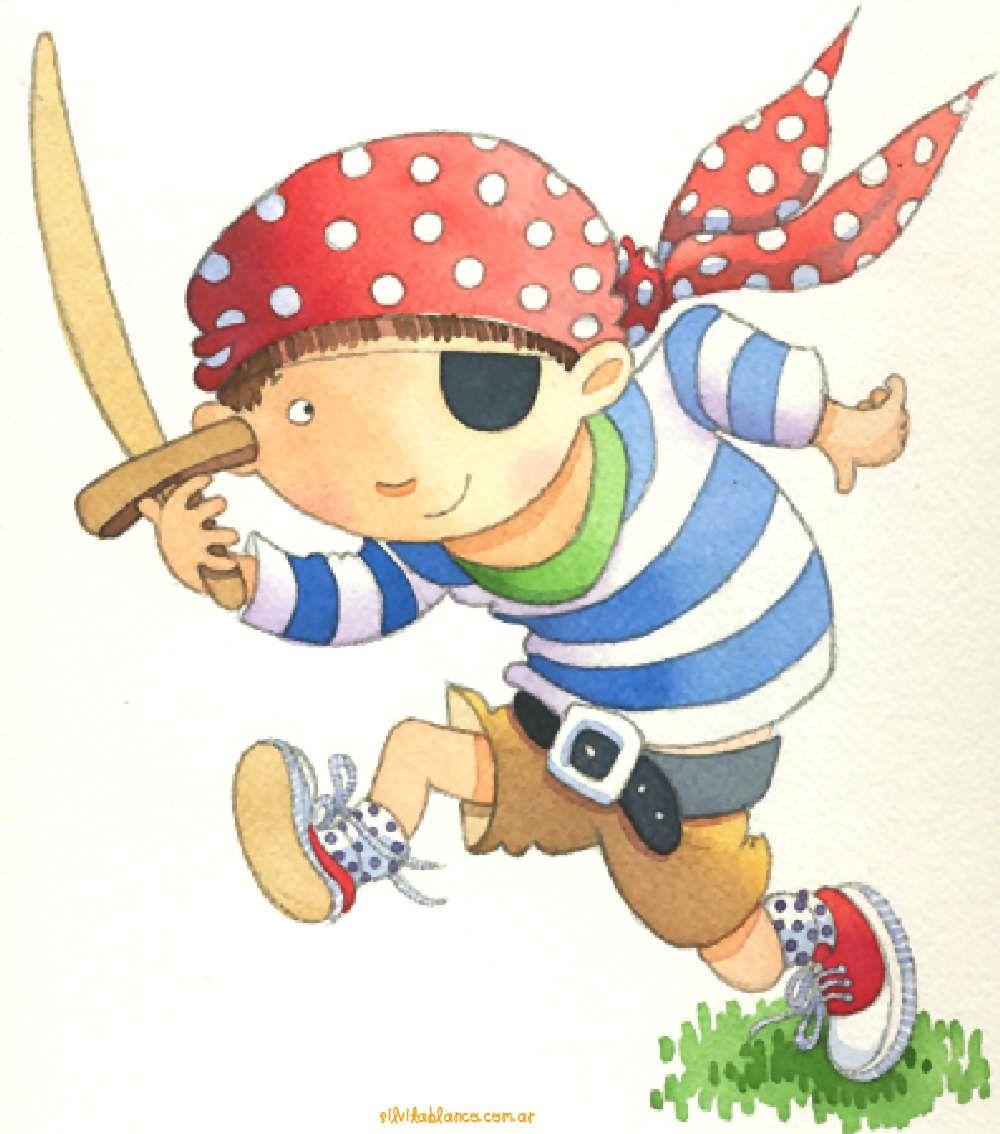 Piratas | Imagenes tamaño grande | Cuentos Infantiles | Tarjetas ...