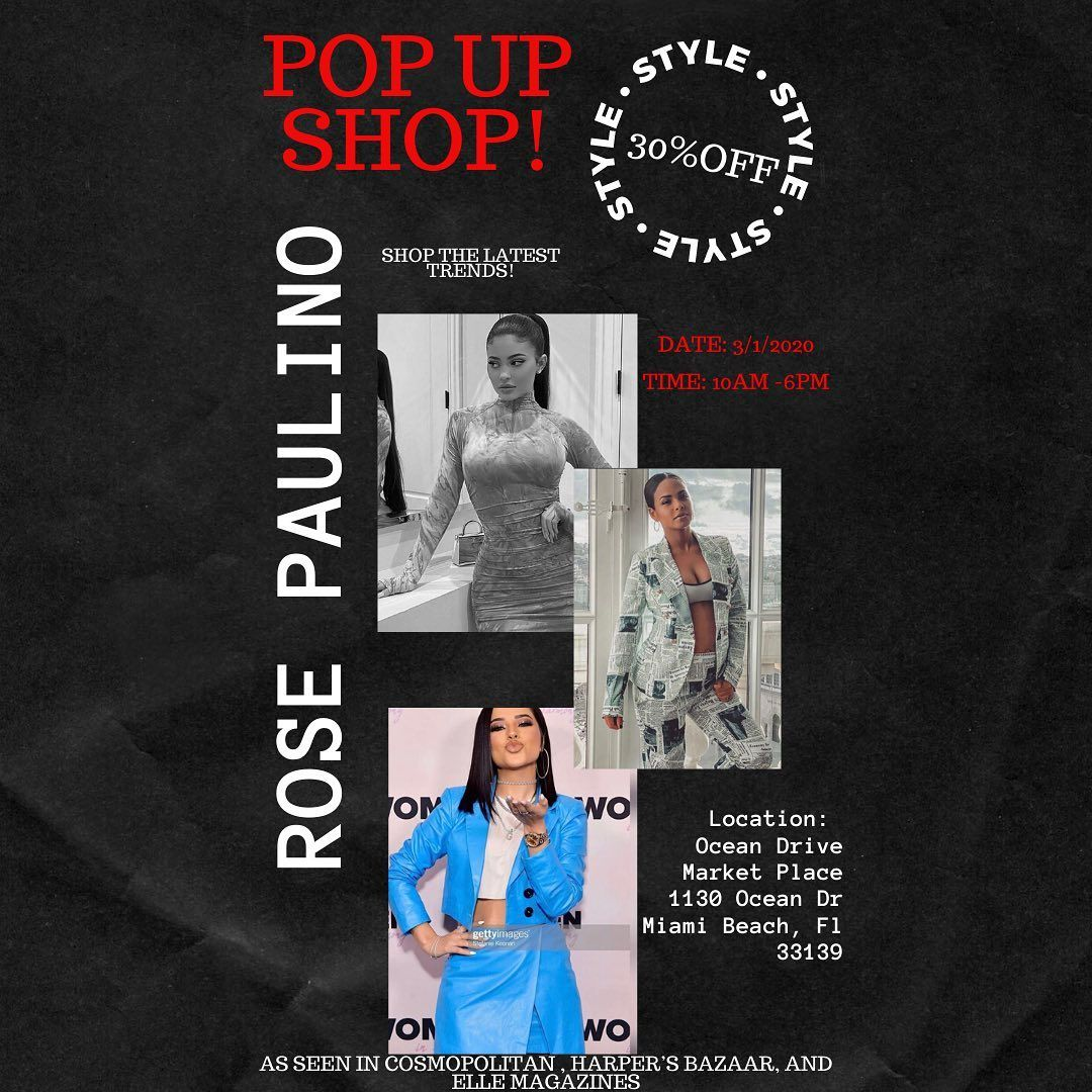 Make sure you stop by! Only one of a kind pieces will be sold! ....Make sure you stop by! Only one of a kind pieces will be sold! .  .  . .  .  .  .  .  #vendormarket #miamilifestyle #instafashion #fashionblogger #livmiami #brooklynpopupshop #miami #stylist #oceandrivemiami #fashion #fashionistas #style #miamivibes #treatyoself #popupshops #fahionblogger #buyaustralian #miamiliving #localvendors #lasolas #fashionable #fashionoftheday #fashionblog #southbeach #popupshop #atlantabakers #miamibeach