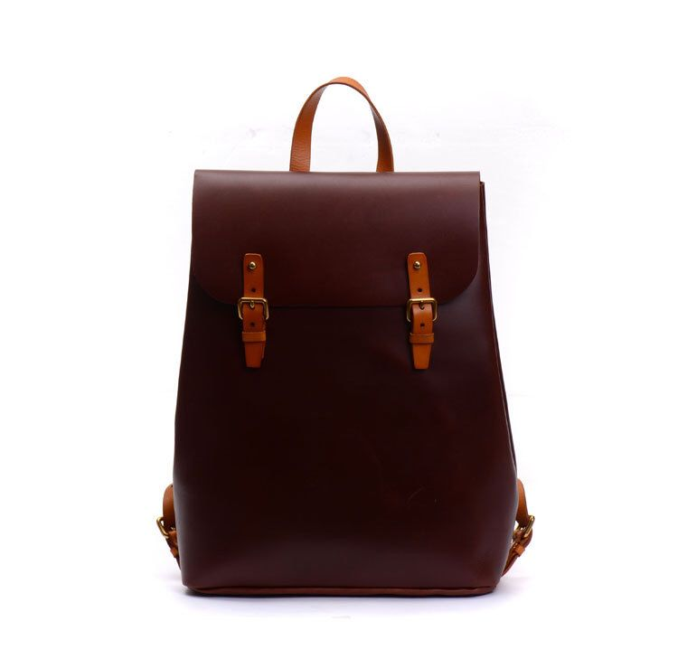 "15""Vintage Leather Backpack Ladies Brown Retro Genuine Leather Backpack,Totes,Duffle Leather Backpack,Laptop Backpack,School Backpack di BEIJINGREN su Etsy https://www.etsy.com/it/listing/201239100/15vintage-leather-backpack-ladies-brown"