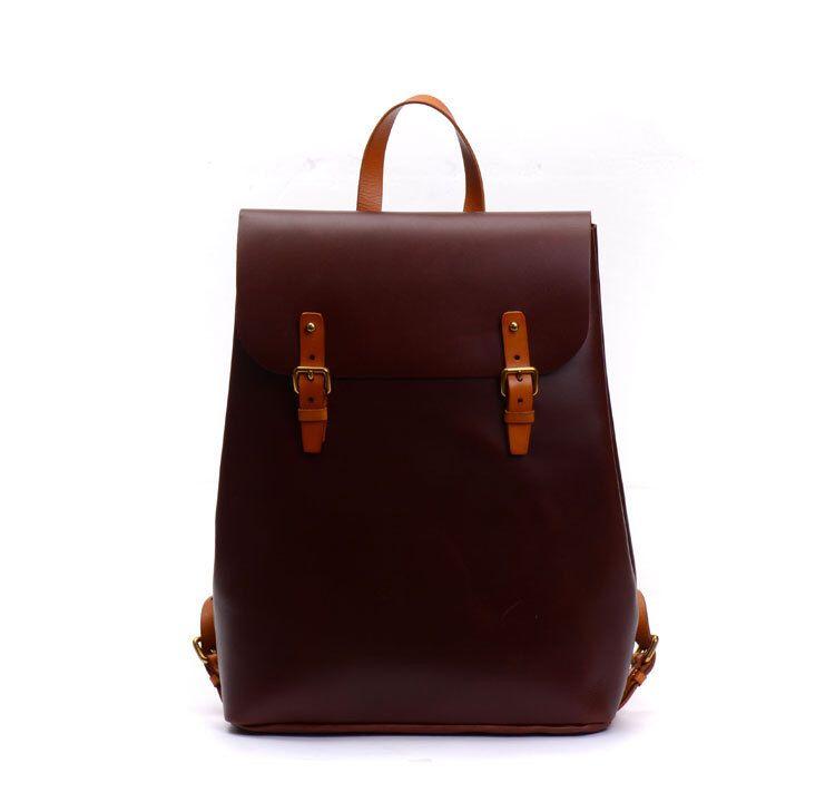 """15""""Vintage Leather Backpack Ladies Brown Retro Genuine Leather Backpack,Totes,Duffle Leather Backpack,Laptop Backpack,School Backpack di BEIJINGREN su Etsy https://www.etsy.com/it/listing/201239100/15vintage-leather-backpack-ladies-brown"""
