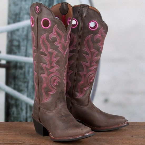 Fantastic Twisted X Buckaroo Cowboy Boots  Leather For Women  Save 65