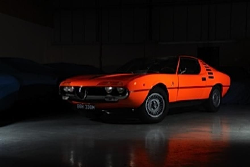 Alfa Romeo Montreal converted for fast road use 1974 Orange For Sale ...