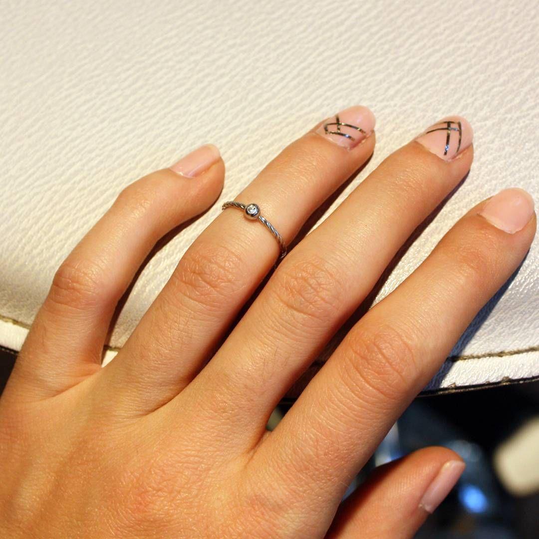 Кольцо на фалангу своими руками фото 746