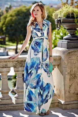 Long summer maxi dresses tall cheap flowers
