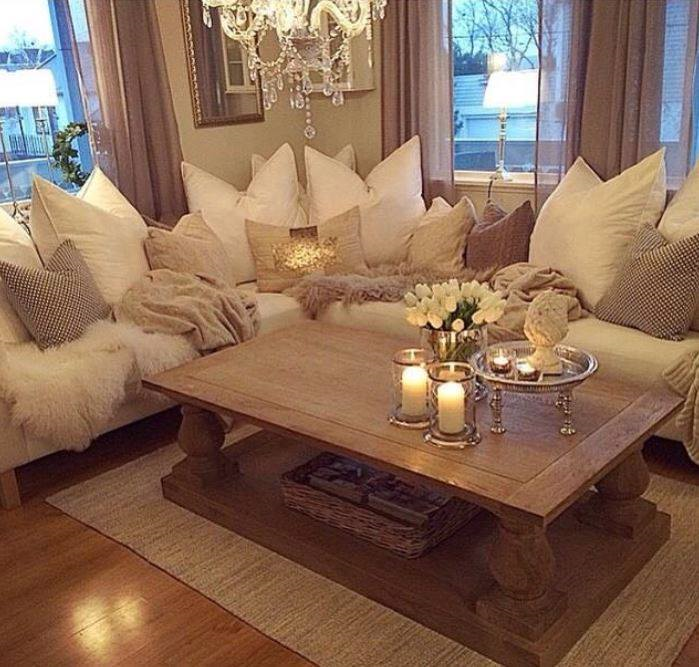 Adorable Cozy And Rustic Chic Living Room For Your Beautiful Home Decor Ideas 24: Home Sweet Home - Biografía