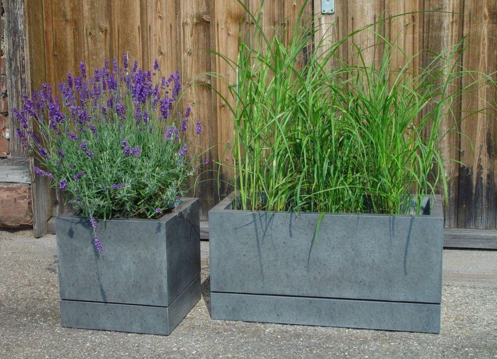 Pflanzkübel mit Untersetzer | Garten - outdoor | Pinterest ...