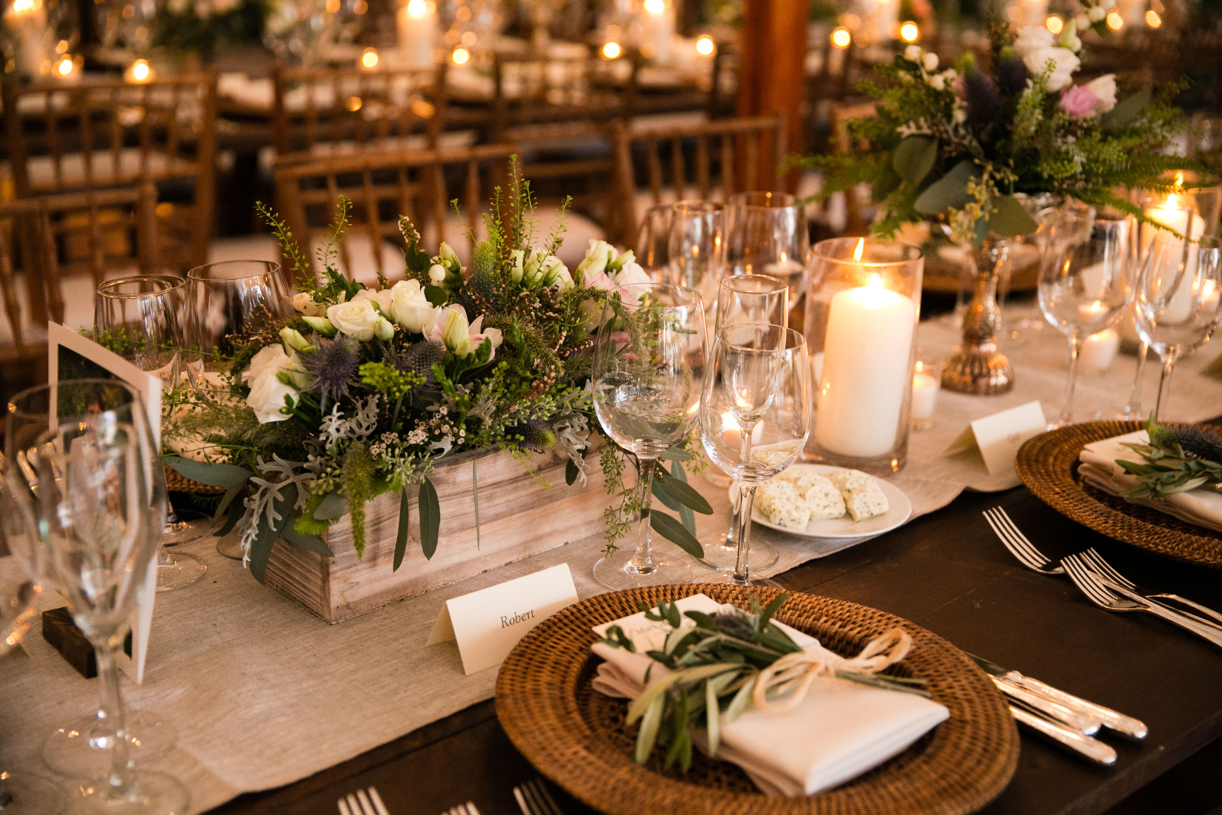 Rustic, casual, tented wedding in Darien, CT. Wedding