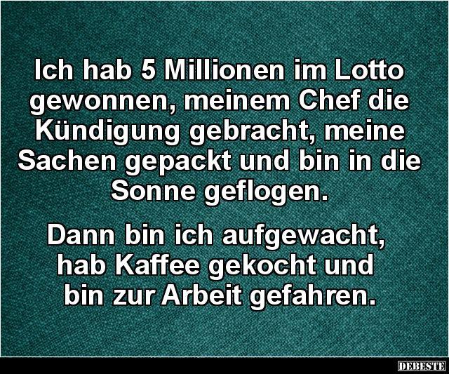Lotto SprГјche