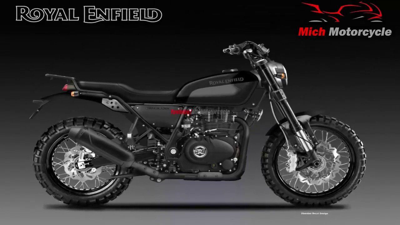2019 Royal Enfield First Ride From New Royal Enfield Trailblazer