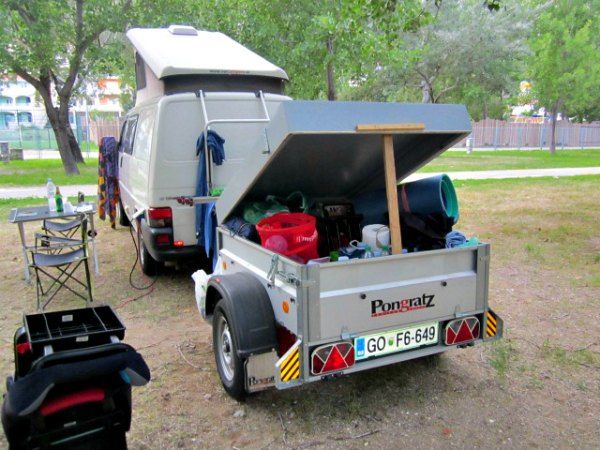 Mini Trailers Small Camper Trailers For Your Camping