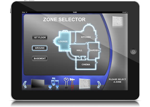 20 best Home Automation System images on Pinterest | Home automation  system, Panel walls and Home automation