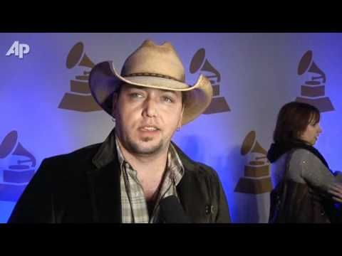 Kenny Chesney and Jason Aldean the country stars of the moment are here in this interview talking about what their Grammy nominations mean to them.
