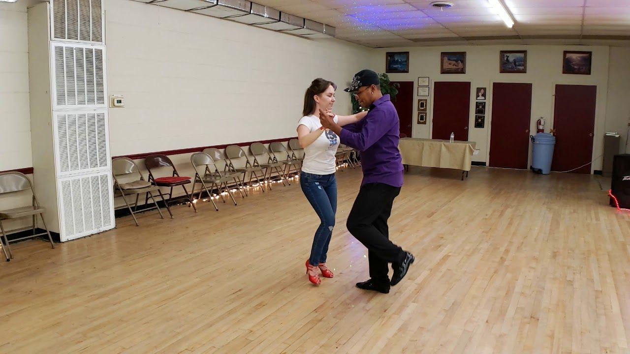 Bachata dance lesson advanced beginner demo 9 bachata