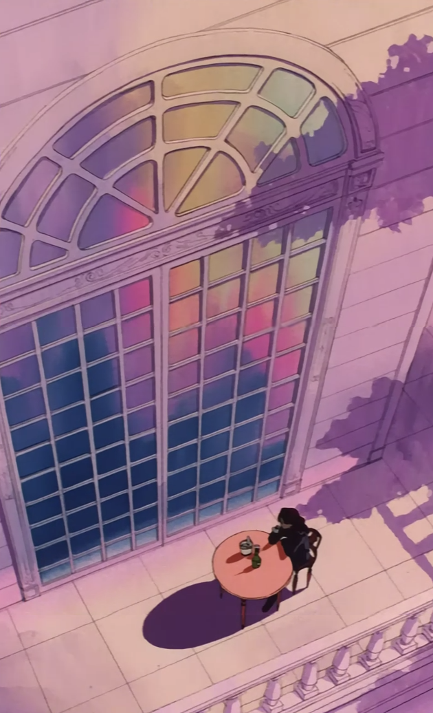 sailor moon scenery Photo Sailor moon aesthetic