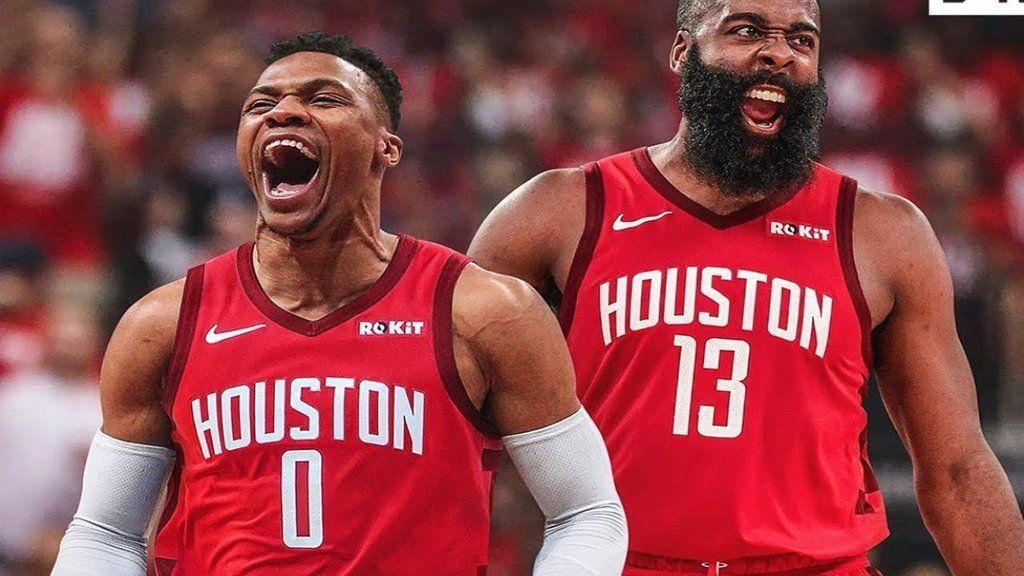 Houston Rockets Russell Westbrook w/ Hype Video