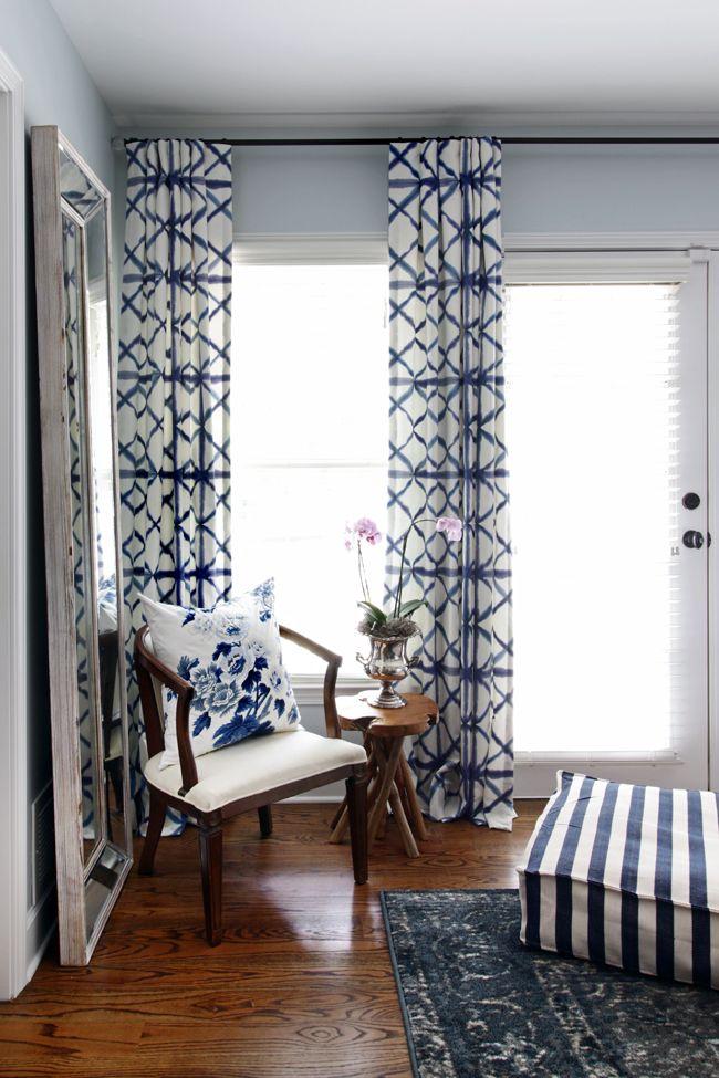 One Room Challenge Bedroom Reveal Walls Blue