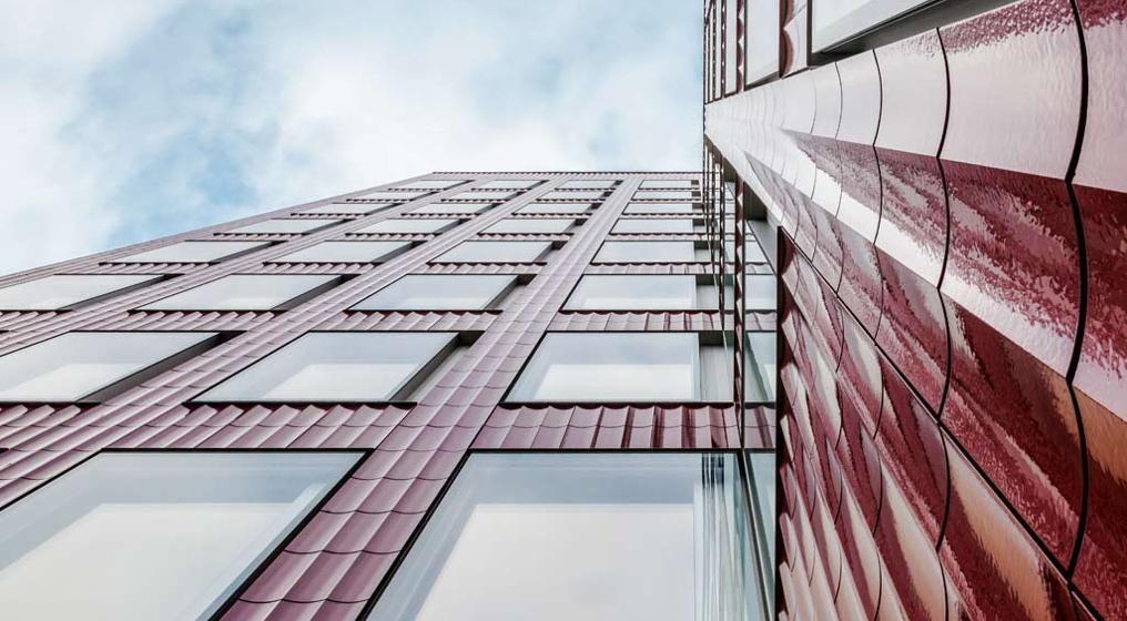 Home Gigon Guyer Facade Skyscraper