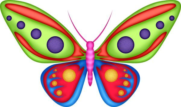 butterflies‿ ⁀  bilder