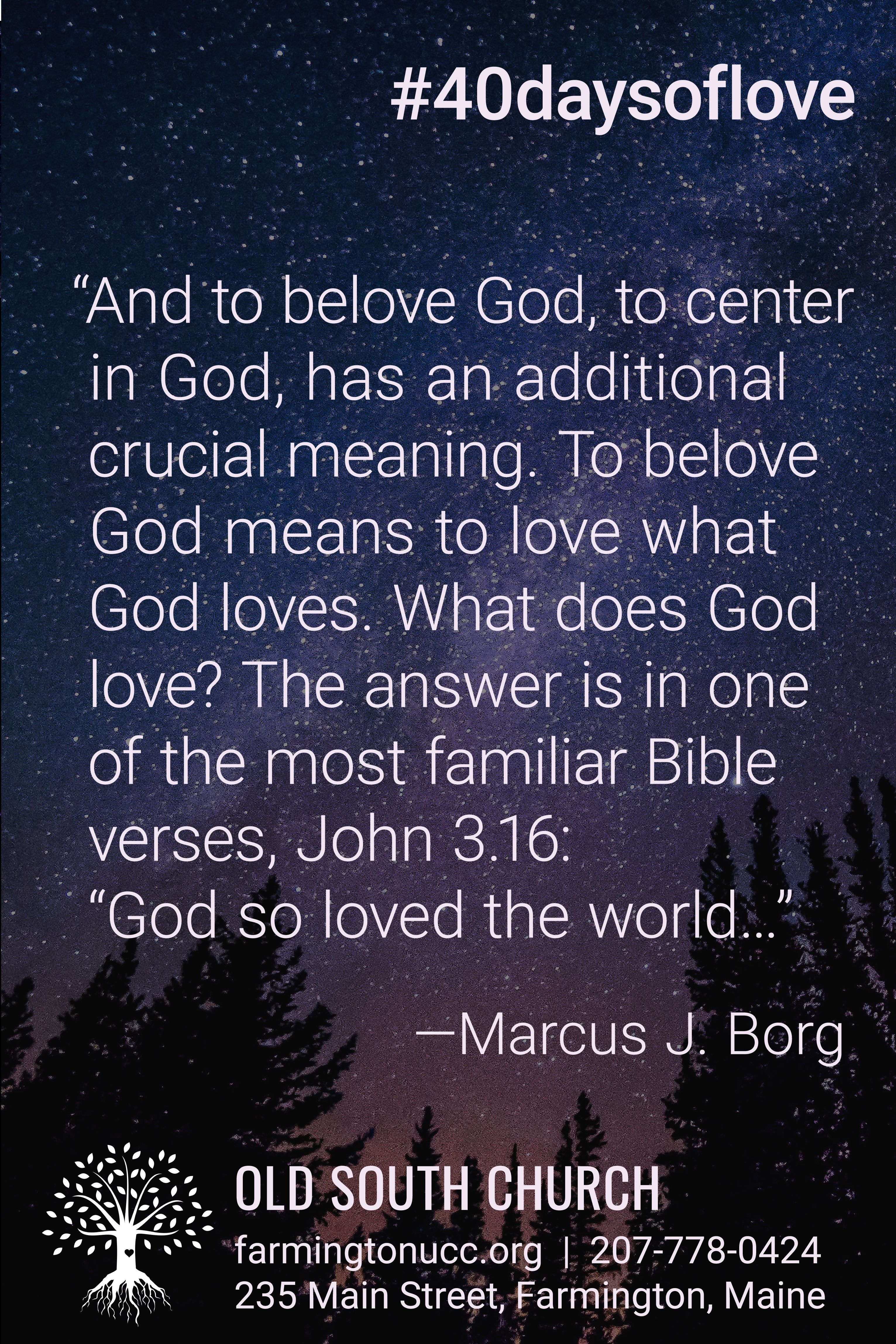 "What Does This Quote Mean Love This Quote""And To Belove God To Center In God Has An"